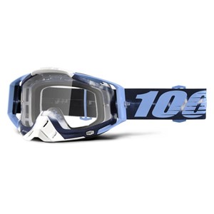 100% Racecraft TieDye Goggle - Clear Lens