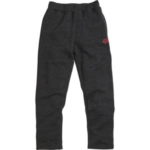 YOUTH SWISHA FLEECE PANT [HTR BLK]