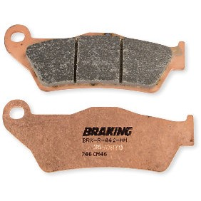 Braking Brakepads Heavy Duty Front