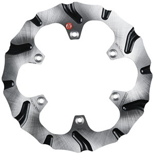 Braking Bat Fly Rear Disc Ø220