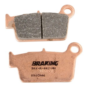 Braking Brakepads Heavy Duty Rear