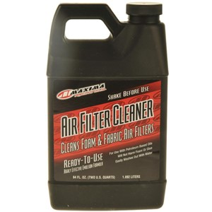 Filter oil & Cleaner