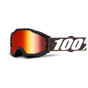 100% Accuri Youth Krick - Mirror Red Lens