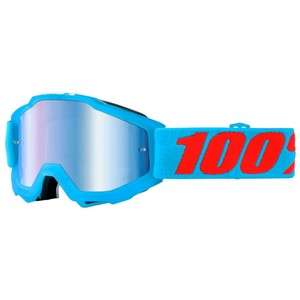 100% YOUTH ACCURI GOGGLE BLUE/BLUE