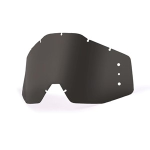 100% Replacement SVS Lens - With Dots, Smoke
