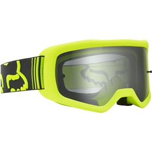 MAIN II X GOGGLE [FLO YELLOW]