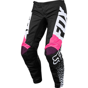 Youth Girls 180 pant Black/Pink