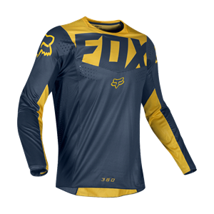 360 KILA JERSEY NAVY/YELLOW