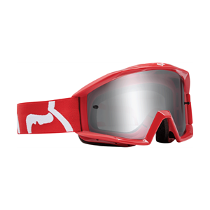 MAIN GOGGLE - RACE RED