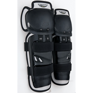 YTH TITAN SPORT KNEE/SHIN GUARDS [BLACK]