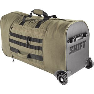 SHIFT ROLLER BAG [FAT GRN]