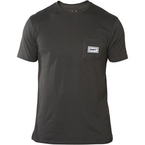 SHIFT POCKET SS TEE [BLK]