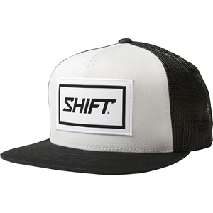 SHIFT WORDMARK SNAPBACK
