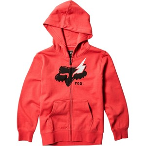 YOUTH HELLION ZIP FLEECE