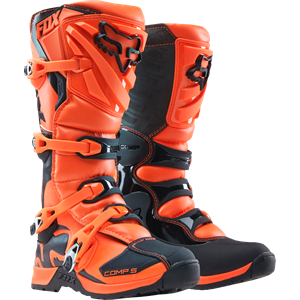Comp 5y boot Orange