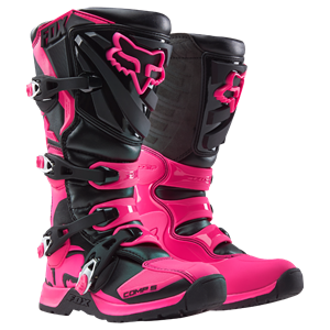 Women comp 5 boot Black/Pink