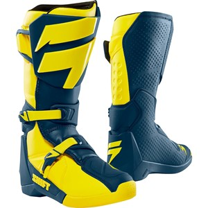 Whit3 Label Boot Yellow/Navy