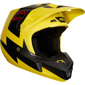 V2 mastar helmet Yellow