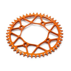 REAR SPROCKET ORANGE