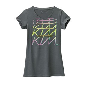 GIRLS V-NECK TEE S