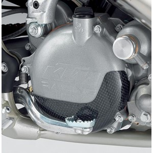 CLUTCH COVER PROTECTION CARBON