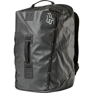 TRANSITION DUFFLE [BLACK]