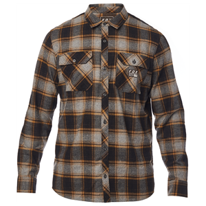 TRAILDUST FLANNEL