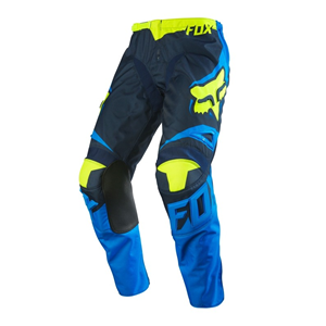 Fox 180 Youth Race Pant Blue