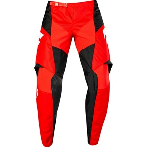 Youth Whit3 York Pant RED