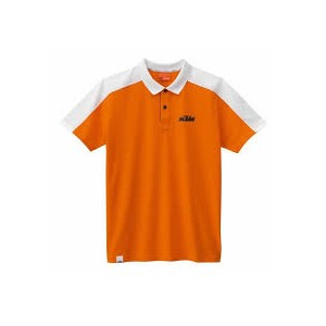 CORPORATE POLO ORANGE