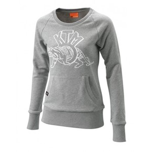 GIRLS TIGER SWEAT M